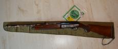 FAW08 Einschlagfutteral  für Langwaffen  Maße 123 x 17 > 10 cm.