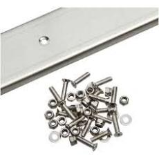 Stahlkufen, 3er-Pack  für Wanne 128x66x27 cm