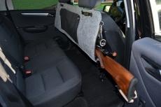 Waffenfutteral aus Filz für eine Waffe 1,20m x 0,35m 630g