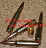 Anschein Patrone 223 REM / 5,56 × 45 mm NATO 1Stück
