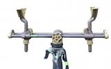 Primos, 2-Punkt-Gewehrauflage Neue Version inkl.Adapter Gen3