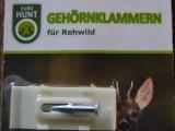 Gehörnklammer für Rehwild von Eurohunt