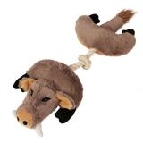 Plüsch-Wildschwein für Hunde