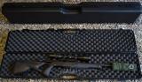 Leader Waffenkoffer Kunststoff für Langwaffe 125x26x11cm schwarz