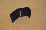 Portemonnaie mit Klettverschluss
