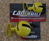 CaniHunt Bells 24mm durchmesser Gelb 25g