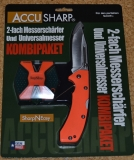 Accusharp, Schärfer SharpNEasy 2 Step + Messer