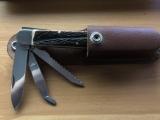 Jagdmesser 3 teilig Leegebruch