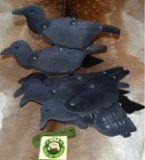 Lockvögel Raben 6er pack